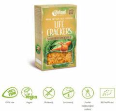 Lifefood Life crackers zuurkool boekweit 90 Gram