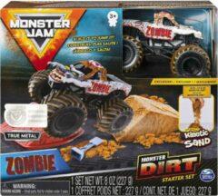 Monster Jam Dirt Starterset Zombie 1:64