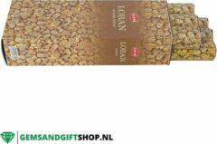 Grijze HEM Wierook - Loban - Slof (6 pakjes/120 stokjes)