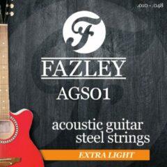 Fazley AGS01 snaren akoestische western gitaar (extra light)