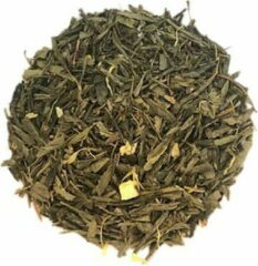 Madame Chai - Angel's love BIO - groene thee mix - gezonde thee - biologische losse thee - mango en ananas smaak
