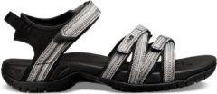 Teva Tirra Dames Sandalen - Zilver/Zwart - Maat 38