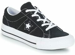 Zwarte Lage Sneakers Converse ONE STAR OX