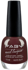 FABY The importance of being Earnest 15 ml