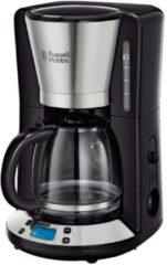 Russell Hobbs Digitale Glas-Kaffeemaschine 'Victory' 24030-56 Russell Hobbs schwarz/silberfarben
