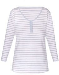 Shirt 'MELANGE MIX&MATCH' sassa melange stripe