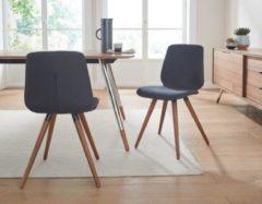 Andas Stühle, 2er-Set »stick cut« in walnut oder white oak