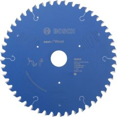 Cirkelzaagblad Expert for Wood, 216 x 30 x 2,4 mm, 48 Bosch Accessories 2608642497 Diameter:216 mm Aantal tanden:48 Dikte:2.4 mm