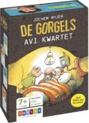 Uitgeverij Zwijsen De Gorgels - De Gorgels AVI kwartet