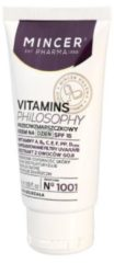 MINCER PHARMA Vitamins Philosophy Tagescreme