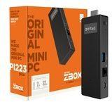 ZOTAC ZBOX PICO PI223 - Mini-PC - Atom x5 Z8350 1.44 GHz - 2 GB - 32 GB