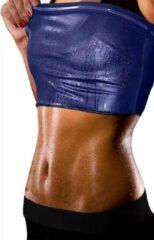Tanfit Sweat Body Shaper Workout Tanktop S/M - dames - zwart