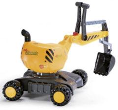 Gele Rolly Toys graafmachine RollyDigger junior geel