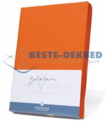 Oranje Formesse Bella Gracia Jersey Hoeslaken - Mango (0704)