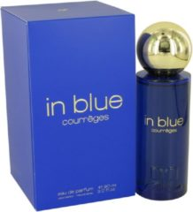 Courreges Courreges In Blue Eau De Parfum Spray 90 ml For Women