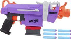 Paarse Hasbro NERF Fortnite SMG-E - Blaster