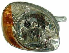 HYUNDAI KOPLAMP RECHTS MET KNIPPERLICHT vanaf 7/'01 +ELECT.REGELINKS