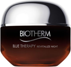 Biotherm Blue Therapy Amber Algae Revitalize Night Nachtverzorging 50 ml