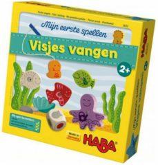 Haba Spel - Mijn eerste spel - Visjes vangen (Nederlands) = Duits 4983 - Frans 5570