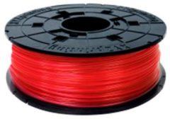 Rode Filament XYZprinting PLA kunststof 1.75 mm Rood 600 g Alleen geschikt voor XYZ Junior printer