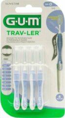 Gum Trav-ler Ragers - Interdentale Borstels 0.6mm 1312