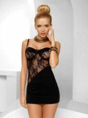 Zwarte Avanua Tiffany Chemise Black