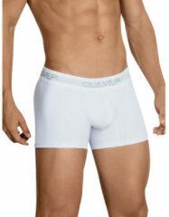 Witte Boxers Clever Bokser Basis Slimme