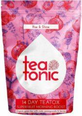 Teatonic SUPERFRUIT MORNING BOOST bio thee om doeltreffend af te vallen