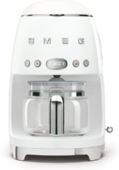 Witte Smeg 50's Style filterkoffiemachine DCF02WHEU