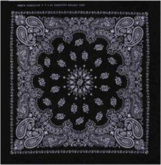 Urban Classics Bandana Paisley Mondkapje Zwart