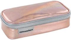 Etui leeg Eberhard Faber Jumbo glitter rosé goud
