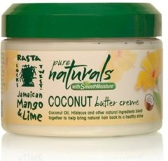 Jamaican Mango Lime Jamaican Mango & Lime Pure Naturals With Smooth Moisture Coconut Oil Butter Creme 355 ml