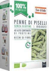 BAULE VOLANTE & FIOR DI LOTO Fior Di Loto Penne Di Piselli Verdi Senza Glutine 250g