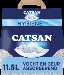 Catsan Kattenbakvulling Hygiene Plus 11,5 liter