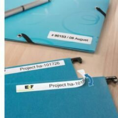 Verwijderbare opschriftstroken Herma 10015 A4 96x10 mm wit Movables/verwijderbaar papier mat 1350 St.