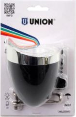 Union koplamp Retro led dynamo zwart