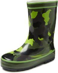 Gevavi Boots Army jongenslaars rubber groen maat 31