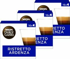 NESCAFÉ Dolce Gusto Nescafé Dolce Gusto capsules Espresso Ristretto Ardenza - 48 koffiecups - geschikt voor 48 koppen koffie