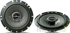 Zwarte Pioneer TS-1702i 2-Weg Luidsprekers - Auto Speakers (170 Watt ) - 2 stuks