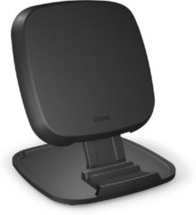 Zwarte Zens fast wireless charger stand 10W Apple & Samsung fastcharge - black
