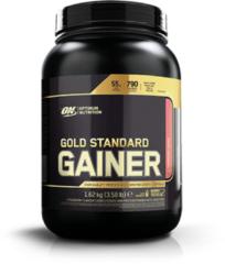 Gold Standard Gainer-Strawberry-1600 - Optimum Nutrition
