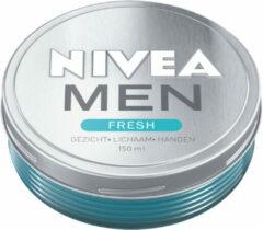 150ml Nivea Men Creme Fresh Aftershave Blik