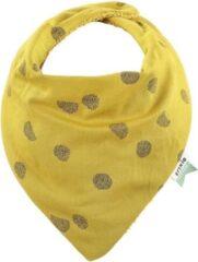 Groene Trixi Baby Trixie Baby bandana slab Sunny Spots