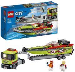 LEGO City 60254 Race Boat Transporter (4117887)