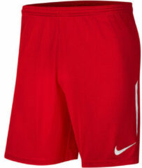 Rode Korte Broek Nike League Knit II Short NB