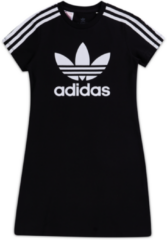 Zwarte Kleding Adicolor Dress J by adidas originals