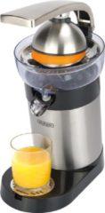 Roestvrijstalen Bourgini Grand Citrus Juicer - Elektrische citruspers - RVS