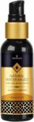 Transparante Sensuva - Natural Waterbasis Glijmiddel Gezouten Caramel 57 ml