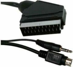 ICIDU Video S-video to Scart M/M 5m