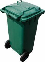 Pestan Kunststof Rolcontainer, kliko, Afvalcontainer Mini-container 120 Liter groen